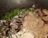 Botok udang Teri tanpa daun pisang langkah memasak 1 foto