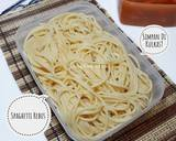 #117 Spaghetti Rebus (Simpan di Kulkas?) langkah memasak 4 foto