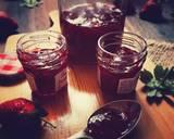 Strawberry jam #homemadeDBest langkah memasak 6 foto