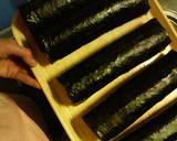 Seafood Ehomaki (Lucky Fat Sushi Rolls) recipe step 4 photo