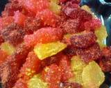 Candied Zucchini Fruit Snacks (dehydrated/dehydrator) recipe step 12 photo