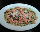 Shrimp Scampi with Zucchini Noodles recipe step 6 photo
