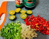 Ayam Masak Angkak langkah memasak 6 foto