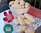 426. Kue Bagea/Bagiak Jahe #SelasaBisa langkah memasak 15 foto