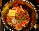 Mike's 10 Minute Garlic Crab Lobster & Shrimp Marisco recipe step 4 photo
