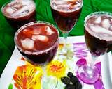 Kokum coral mocktail recipe step 2 photo