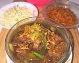 Rawon Suroboyo langkah memasak 4 foto