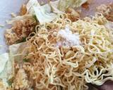 Simple fried noodles recipe step 3 photo