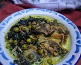 Gulai Ikan Daun Pepaya Jepang Tekokak langkah memasak 3 foto