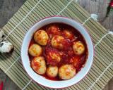 Telur Puyuh Balado langkah memasak 6 foto