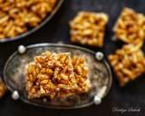 Til Murmura Chikki [ Sesame Puffed Rice Brittle] recipe step 7 photo