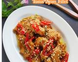 Tumis Ayam Fillet langkah memasak 5 foto