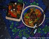 Chinese Beef Chow Mein recipe step 21 photo