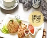 #3.Hainam Rice with Hainam Chicken langkah memasak 7 foto