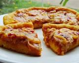 Pizza Teflon Labu Kuning langkah memasak 11 foto