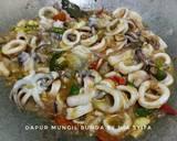 Cumi & Tahu Bumbu Gule Instan langkah memasak 2 foto