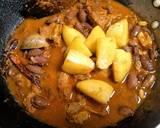 Lemony Rajma Mutton Masala recipe step 5 photo