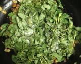 Paneer Kulfa Saag Stir Fry recipe step 5 photo