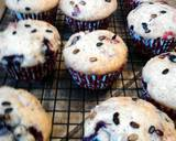 Hearty Fruit Salad Muffins recipe step 13 photo