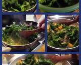 AMIES SQUASH with SPINACH recipe step 2 photo