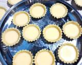 Pie susu takaran sendok langkah memasak 4 foto