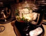 Herbed green goddess dressing over lettuce wedges recipe step 2 photo