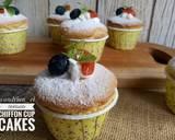 Hokkaido Chiffon Cupcakes #pr_anekachiffon langkah memasak 16 foto