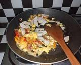 Nasi Goreng Bakso simpel langkah memasak 3 foto