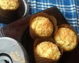 Cheese custard muffin (#PR_muffin) langkah memasak 7 foto