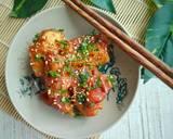 Korean Baked Chicken langkah memasak 4 foto