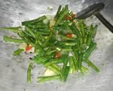 Oseng buncis tahu feat daun kemangi langkah memasak 3 foto