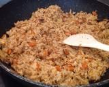 Nasi goreng langkah memasak 2 foto