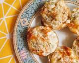 Egg Muffins (bisa buat MPASI) langkah memasak 5 foto