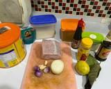 Tuna Fillet Saus Mentega langkah memasak 1 foto