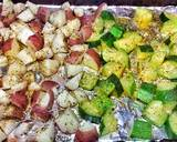 Roasted Zucchini and Red Potatoes recipe step 8 photo