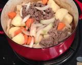 NIKUJAGA (Meat and Potato Stew) recipe step 4 photo
