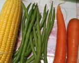 Frozen mix vegetables langkah memasak 1 foto