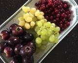 Rujak Asinan Wild Berry langkah memasak 2 foto