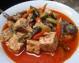 Pindang Tongkol kuah Pedas langkah memasak 4 foto