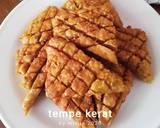 TEMPE GERAT/KERAT versi Yu Nisa langkah memasak 4 foto