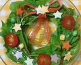 Christmas  Simple and Fancy Wreath Salad recipe step 3 photo