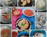 Sarden Kriuk langkah memasak 6 foto
