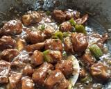 Paneer Chilli recipe step 10 photo