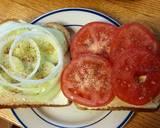 Taisen's tomato, onion and cucumber sandwich recipe step 9 photo