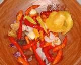 Tempe Penyet Kemangi langkah memasak 2 foto