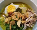 Soto Ayam Bening langkah memasak 9 foto