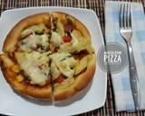 273. Pizza Sederhana langkah memasak 10 foto