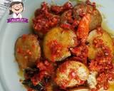 Jengkol Balado Vegan alaMetut 👩🍳 langkah memasak 6 foto