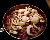 Mom's Sausage and Mushroom Casserole recipe step 4 photo
