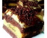 BrowKat Layer #BrowniesAlpukat langkah memasak 17 foto